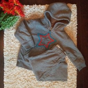 Children's Place hoodie and pants